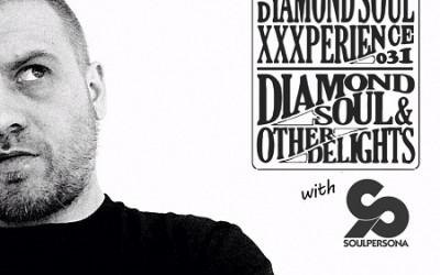 DJ Rahdu – The Diamond Soul XXXperience 031 // SoulPersona Interview | 11/06/15
