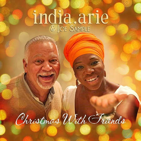 india.arie & Joe Sample – Christmas with Friends