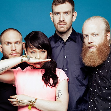 Little Dragon – Pretty Girls (Tall Black Guy  Disco Love Remix)