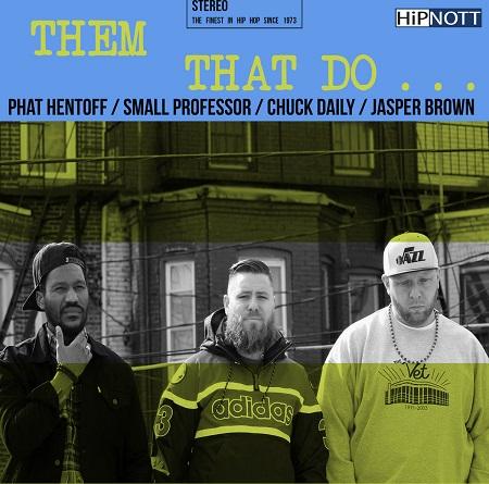 Them That Do – Arrowheads ft Muhsinah (prod by Small Professor)