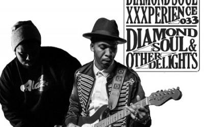 DJ Rahdu – The Diamond Soul XXXperience 033 // Elaquent & Marcus Machado | 12/11/15