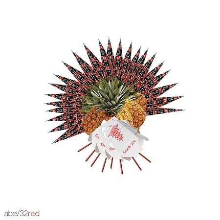 Abe – 32 Red (prod Kenny Keys)