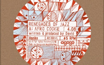 Renegades of Jazz – Afro Cookie x Pounding Song