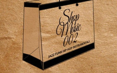 DJ Rahdu – Shop Music 002: Jazz, Funk, Hip Hop Instrumental Mix