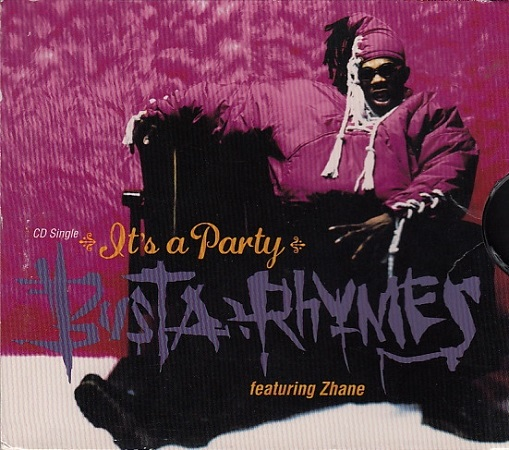 Busta Rhymes – It's A Party ft Zhane (Knxwledge Remix) +