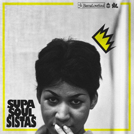 DJ Rahdu – Supa Soul Sisters V.1