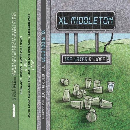 XL Middleton – Slapped Witta Velvet Glove