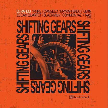 DJ Rahdu – Shifting Gears (Mix)
