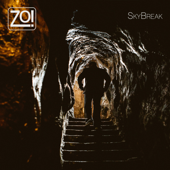 The Heavens Shower us with Sky Break by Zo! (Album Review)