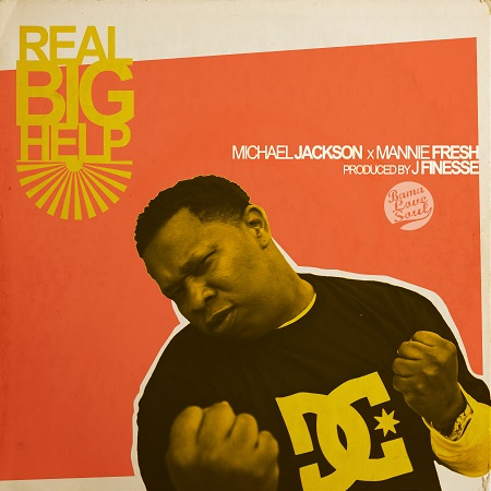 Mannie Fresh x Michael Jackson – Real Big Help (prod by J Finesse) [Download]