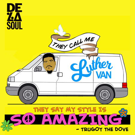 DJ Rahdu – So Amazing (Trugoy Illustration)