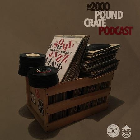 DJ Rahdu – The 2000 LB Crate Podcast 005