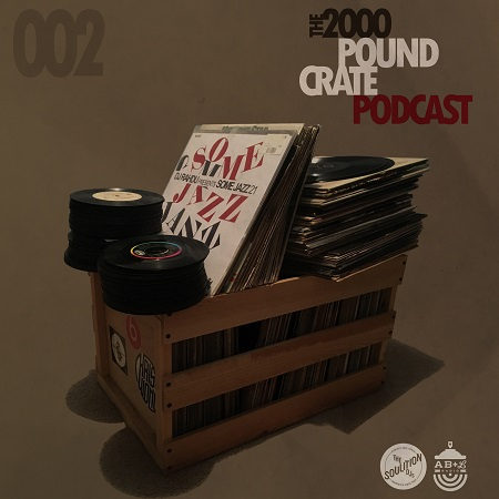 DJ Rahdu – The 2000 LB Crate Podcast 002