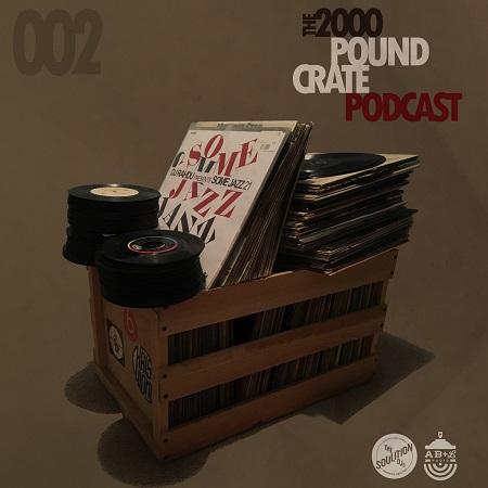 DJ Rahdu – The 2000 LB Crate Podcast 002