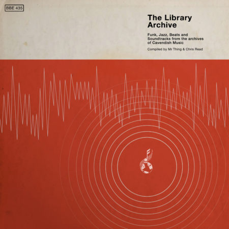 Mr Thing & Chris Read – The Library Archive