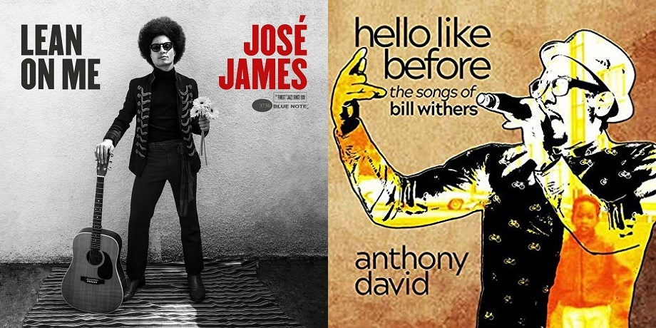 Jose James vs Anthony David – Bill Withers' Tribute Albums