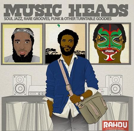DJ Rahdu – Music Heads