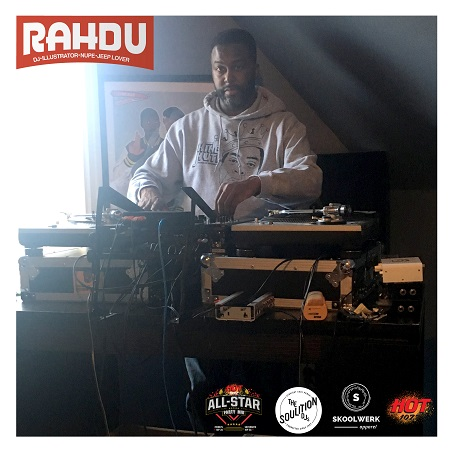DJ Rahdu – Hot 107.7 All Star Party Mix (2/15 & 2/16)