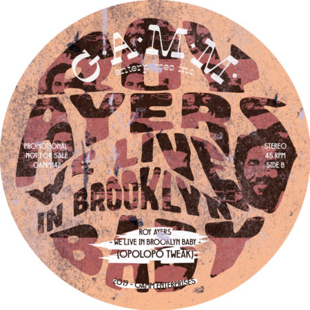 Roy Ayers – We Live In Brooklyn Baby (Opolopo Tweak)