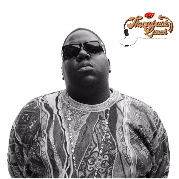 Biggie Tribute (Throwback Lunch WUHT Hot 107.7 FM 3.9.20)